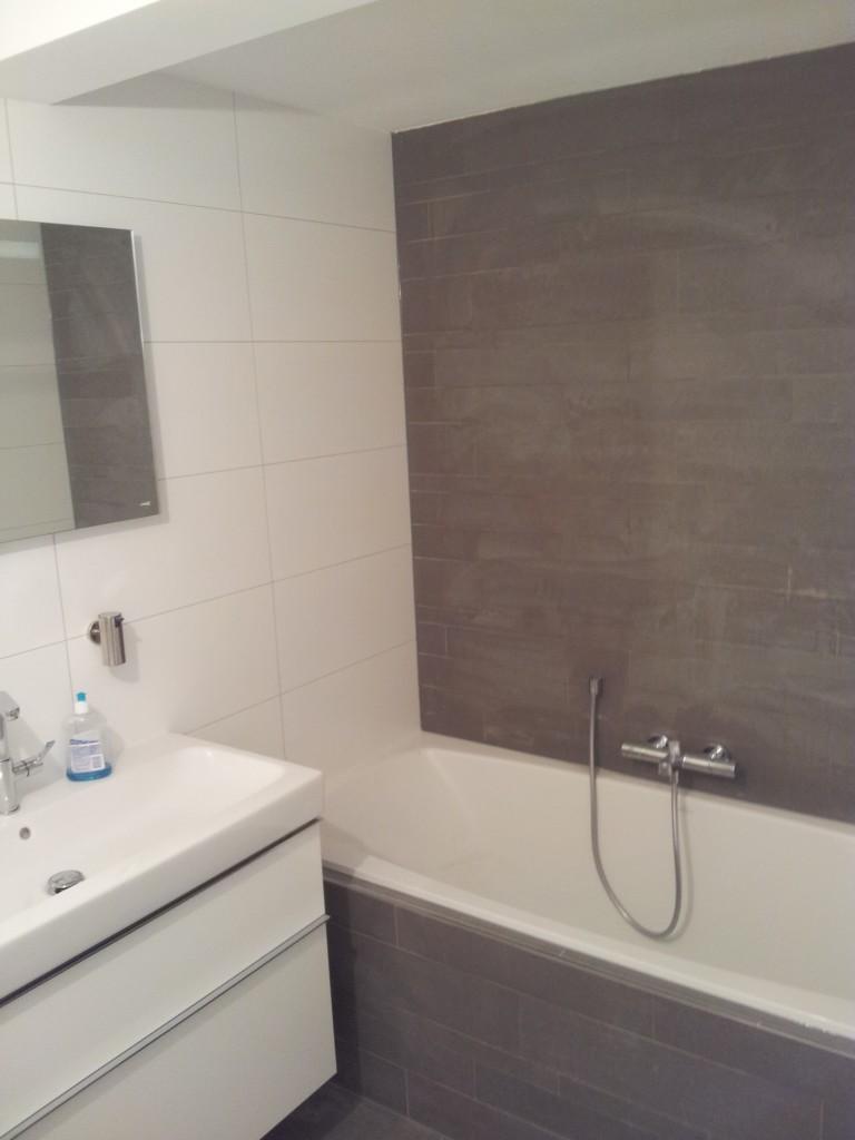 Nieuwe badkamer plaatsen digtotaal - Nieuwe badkamer ...