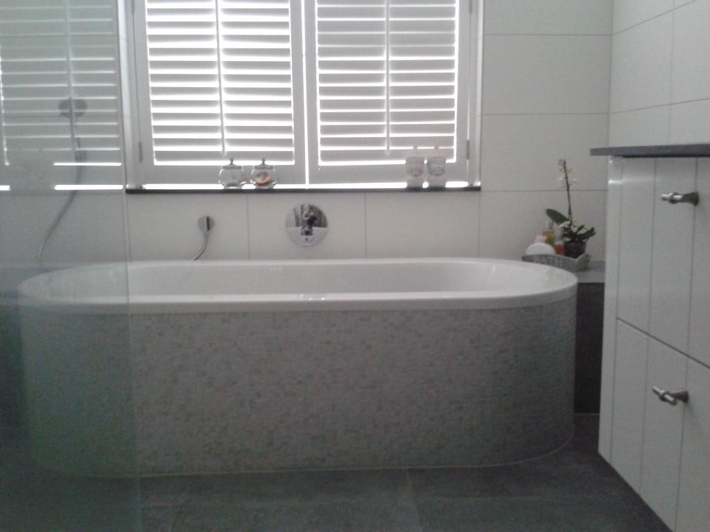Badkamer rick steentjes bleiswijk - Nieuwe badkamer ...